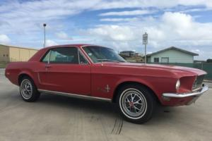 Ford Mustang 1968 - RUNS AND DRIVES - not falcon camaro chev pontiac harley