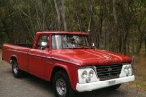 1964 D100 Dodge pickup, ute, hotrod, cruiser, ratrod