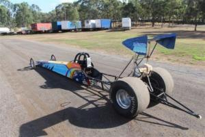 Top Fuel Dragster roller and Triple Axle Race Trailer