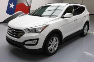 2013 Hyundai Santa Fe SPORT 2.0T HTD SEATS REAR CAM