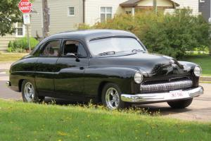 1950 Mercury Sedan    eBay Photo