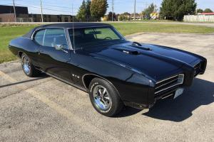 1969 Pontiac GTO black | eBay