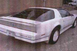 Pontiac: Trans Am Photo