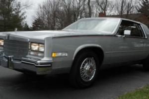 1985 Other Makes Cadillac Eldorado Biarritz NO RESERVE Low Miles