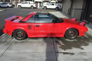 Toyota: MR2 GT T-Top   eBay Photo