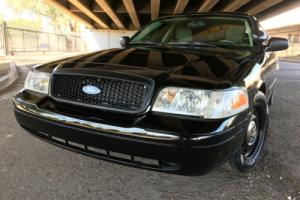2009 Ford Crown Victoria P-71 Police Interceptor