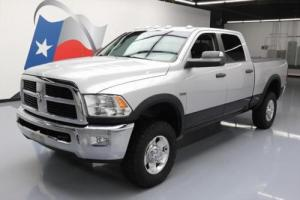 2012 Dodge Ram 2500 POWERWAGON CREW 4X4 HEMI 6-PASS