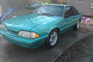 1993 Ford Mustang mustang