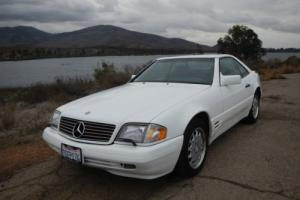 1996 Mercedes-Benz SL-Class Photo