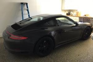 2017 Porsche 911 C4S