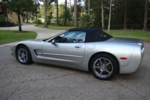 2004 Chevrolet Corvette 2004 chevrolet corvette convertiable