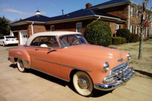 1952 Chevrolet Bel Air/150/210