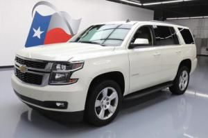 2015 Chevrolet Tahoe LT 8PASS LEATHER DVD REAR CAM 20'S