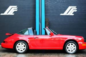 1990 Porsche 911 2dr Coupe 4 Targa