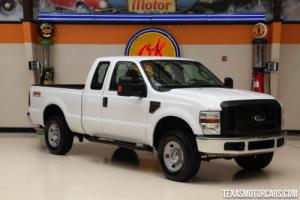 2008 Ford F-250 XL 4x4 Photo