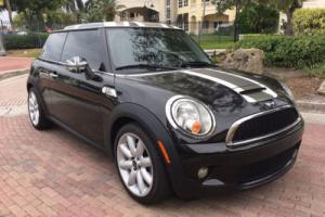 2010 Mini Cooper 2dr Coupe S