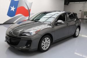 2013 Mazda Mazda3 I GRAND TOURING HATCHBACK NAV