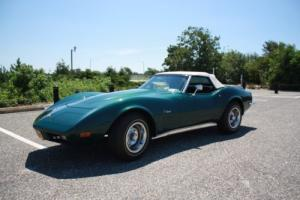 1973 Chevrolet Corvette Convertible