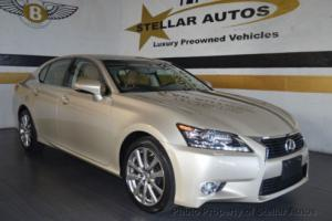 2013 Lexus GS 4dr Sedan AWD