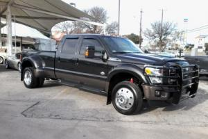 2015 Ford F-450 King Ranch