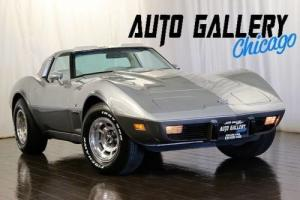 1978 Chevrolet Corvette L82 4 Speed Manual