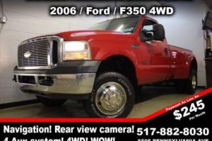 2006 Ford F-350 XL 2dr Regular Cab 4WD LB DRW Pickup Truck 2-Door