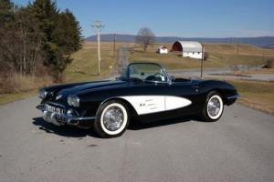 1959 Chevrolet Corvette Triple Black *Automatic*KillerCosmetics*