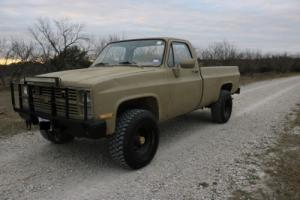 1984 Chevrolet C/K Pickup 3500