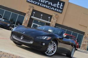 2013 Maserati Gran Turismo 20 TRIDENT WHLS * CARFAX CERT * FACTORY WARRANTY