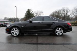 2012 Mercedes-Benz CLS-Class 4dr Coupe CLS550 4MATIC