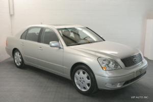 2003 Lexus LS 4dr Sedan