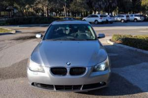 2004 BMW 5-Series Sport & Premium Package
