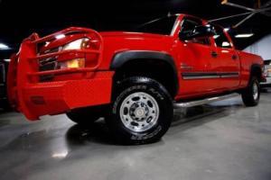 2007 Chevrolet Silverado 2500 LT1 4dr Crew Cab 4WD SB