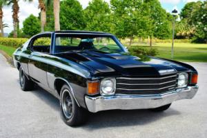 1972 Chevrolet Chevelle Heavy Chevy 4-Speed 350 V8 Very Rare! Must See!