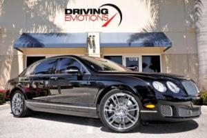 2012 Bentley Continental Flying Spur W12 Sedan