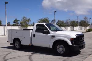 2008 Ford F-350 Service Utility Body FL Truck