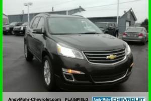 2014 Chevrolet Traverse Photo