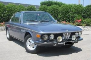 1971 BMW 6-Series