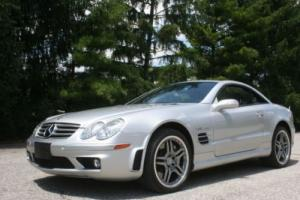 2005 Mercedes-Benz SL-Class Sl65 Photo