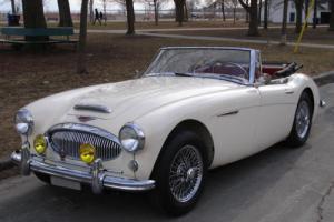 1963 Austin Healey 3000 3000 MK ii BJ7 2+2 Photo