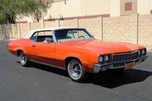 1972 Buick Skylark --