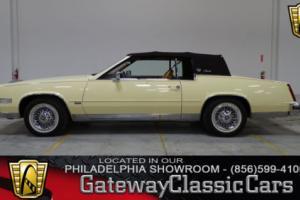 1984 Cadillac Eldorado Roadster Photo