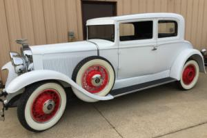 1931 Nash Series 890 Victoria Photo