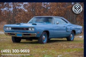 1969 Dodge Coronet DOCUMENTED NUMBERS MATCHING MR. NORMS 440