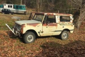 1966 International Harvester Scout Photo