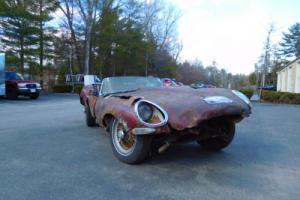 1963 Jaguar E-Type Series I Photo
