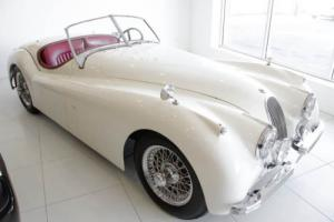 1952 Jaguar XK 120 RED