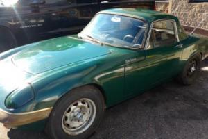 1966 Lotus Elan Elan S3 FHC, Type 36