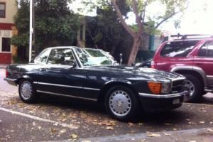 1989 Mercedes-Benz SL-Class Photo