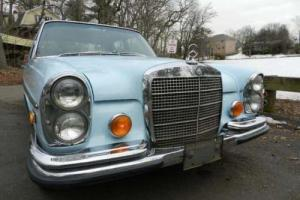 1973 Mercedes-Benz 280 SE 4DR Photo